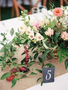 Photo by James Anderson, Why Brides Prefer Locally Grown Seasonal Slow Flowers