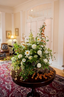 Photo by Lacey Gabrielle, Why Brides Prefer Locally Grown Seasonal Slow Flowers