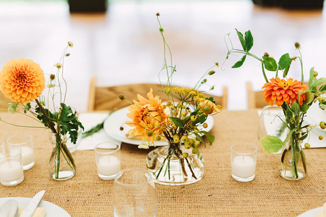 a sample from an upstate New York wedding