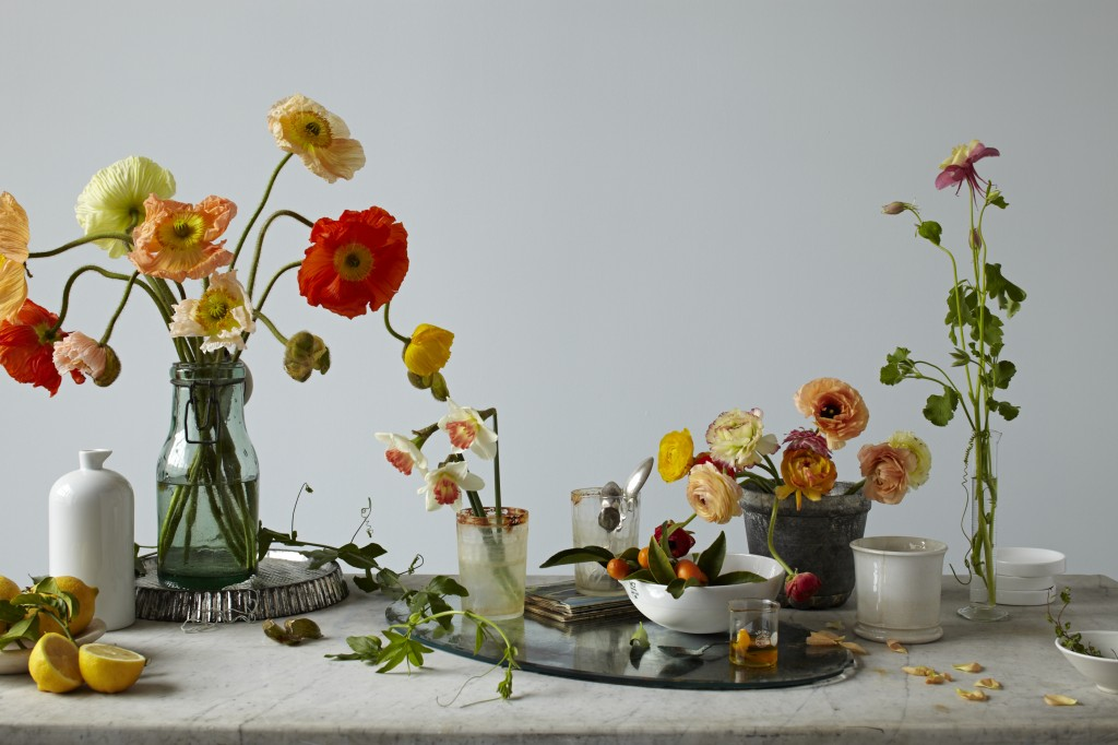 Our unique floral center pieces will delight any guest. Our goal is to reuse and repurpose various treasured containers to create unique and one of a kind table scapes. Our philosophy is that less is more and that simplicity brings out the natural beauty in things.