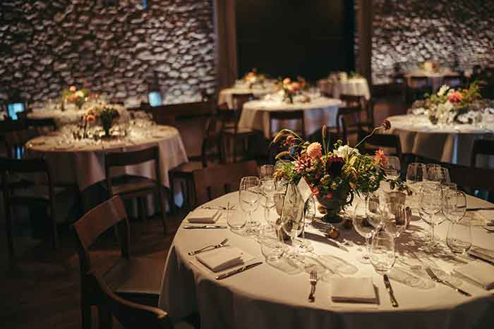 5 Romantic Wedding Venues in the Hudson Valley : The Historic Blue Hill at Stone Barns Center