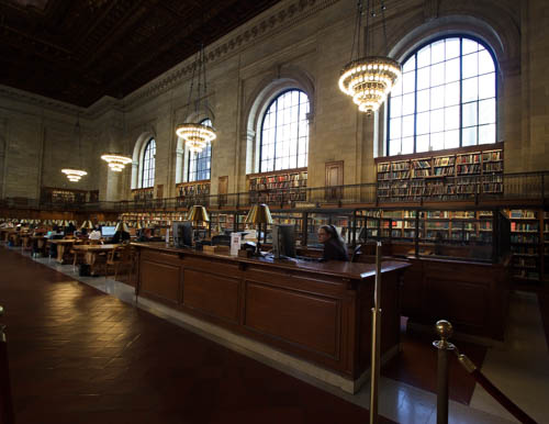 "New York Public Library, ""When Reading is a Struggle: Overcoming Illiteracy Through Visual Inspiration"" by Gloria B. Collins"
