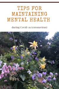 Tips for Maintaining Mental Health During Covid-19 | Gloria B. Collins